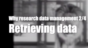 Open Science and Research Data Management: a workshop review