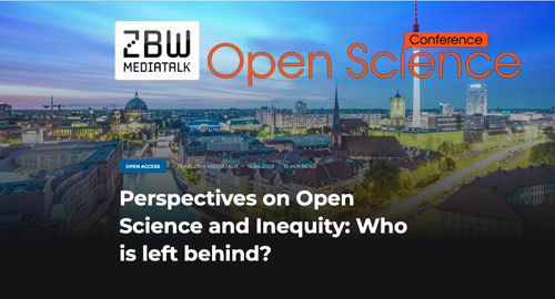 Perspectives on Open Science and Inequity: Who is left behind?