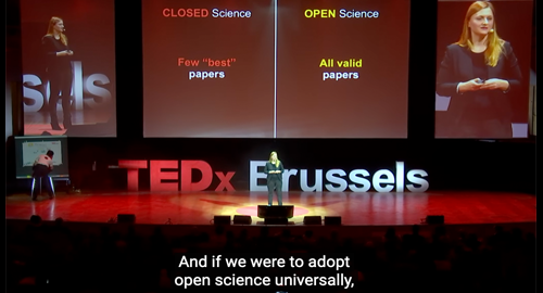 Kamila Markram: Open Science can save the planet